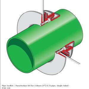 110 1 300x300 - Prensaestopa 110 mm. mod. FIBRELITE