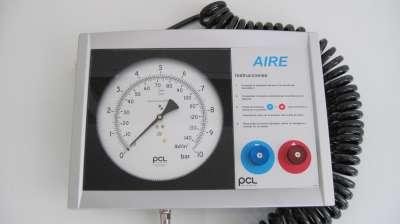 114 1 - Inflador de ruedas analógico
