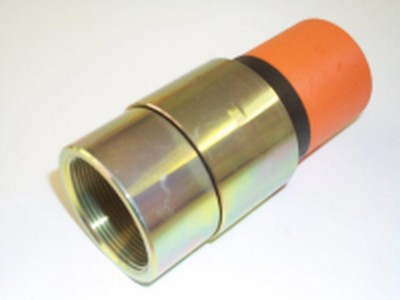 11 1 - Terminación roscada de 90 mm