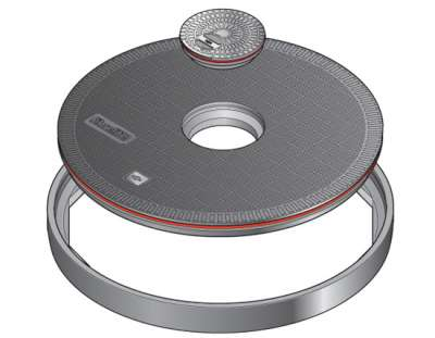 149 1 - Tapa de arqueta de 1020 mm. mod. FL100 CF