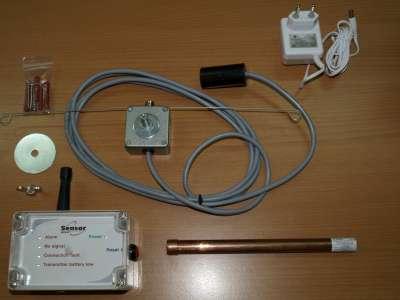 216 1 - Detector de nivel de combustible