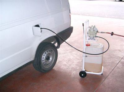 224 1 - Extractor neumático de gasolinas