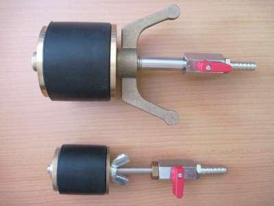 240 1 - Obturador para prueba de presión