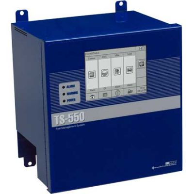 247 1 - Consola para exención de pruebas periódicas mod. TS 5000