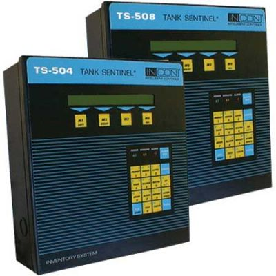 248 1 - Consola para inventario de tanques mod. V504/4C