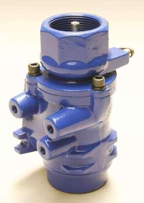 253 1 - Válvula de impacto mod. EMCO