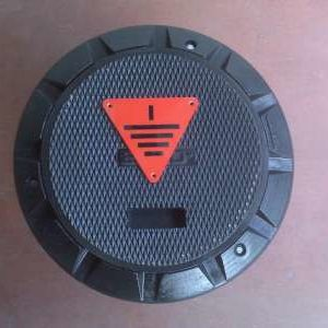 """295 1 300x300 - Triángulo de señalización """"Toma de tierra"""""""