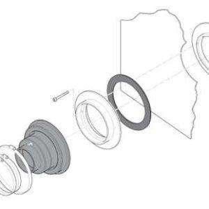 310 1 300x300 - Prensaestopa para tuberías de doble pared