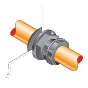 313 1 300x300 - Prensaestopa para tubo eléctrico 32 mm.