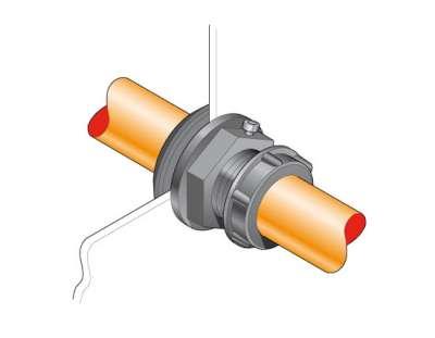 313 1 - Prensaestopa para tubo eléctrico 32 mm.