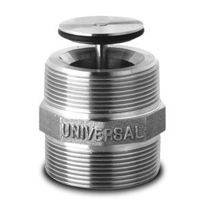 346 1 - Válvula de retención rosca/rosca