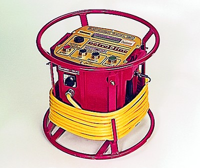 38 1 - Máquina de electrofusión