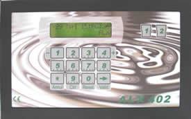 391 1 - Sistema de control ALX 402