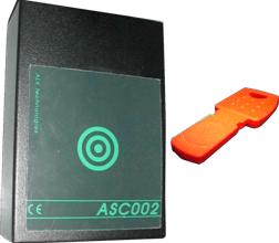 394 1 - Lector de llaves / tarjetas