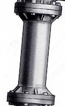 400 1 - Tubo secundario horizontal