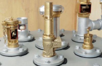 415 1 - Válvula reguladora de presión mod. 55b