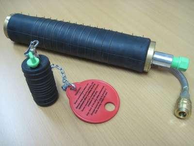 419 1 - Tapón inflable para prueba de presión