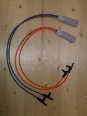 487 1 - Juego de cables