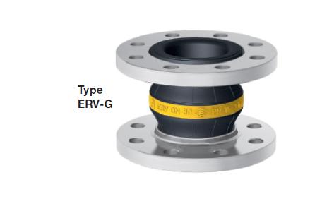 ERV G - Compensador elástico EF-ERV-G