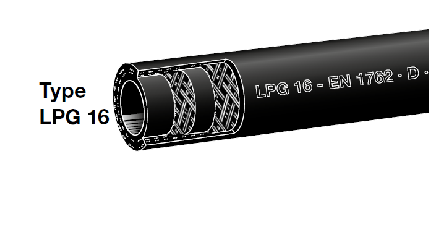 LPG16 - Manguera gases EF-LPG