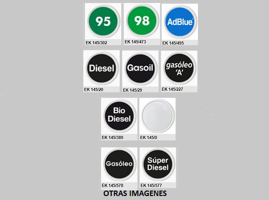 OTRAS IMAGENES - Chapas identificativas EF-EK145
