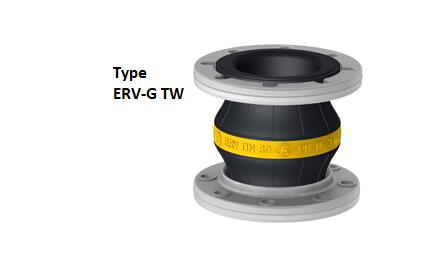 TW3 - Compensador elástico EF-ERV-G TW