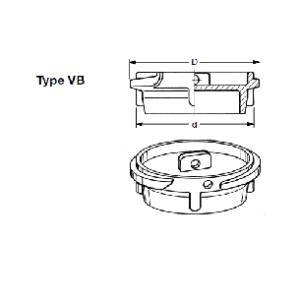 VB 300x300 - Boca de carga EF-VB + EF-MK + EF-K