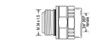 EA0754 1 - Rótula giratoria EF-EA075