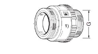 EA318 1 - Rótula giratoria EF-EA318