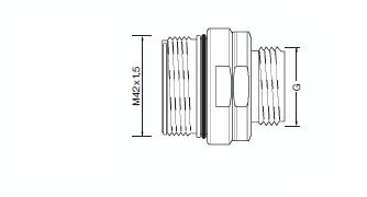 EAO375 - Rótula giratoria EF-EA375