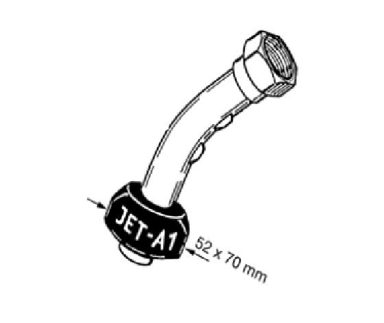 ER339JET - Tubo boquerel ZVF25 EF-ER339 J
