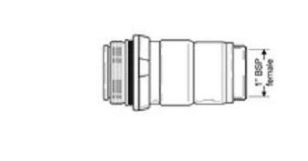 SSB251 1 - Ruptor de seguridad EF-SSB25