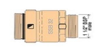 SSB32 1 - Ruptor de seguridad EF-SSB32