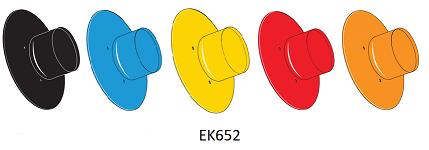 ek652group - Anti-salpicaduras boquerel EF-EK652