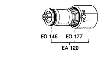EA120 - Válvula GVP EF-EA120