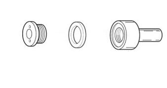 EA305 - Conjunto pistón ZVA 32 EF-EA305