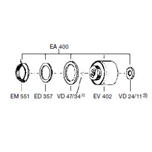 EA400 1 300x300 - Conjunto pistón ZV400/500 EF-EA400