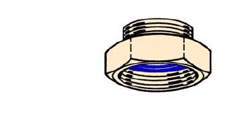 RS1 - Reducción hembra-macho EF-RSxx