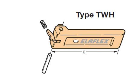 TWH - Maneta para MK EF-TWH