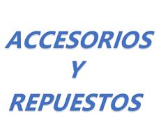 Accesorios y repuestos