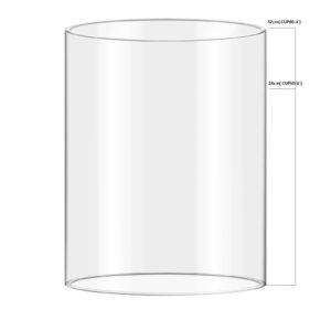 cilindrocristal 1 300x300 - Cúpula cristal filtro